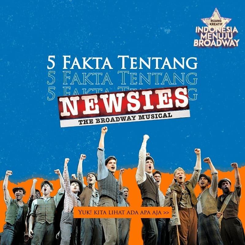 Indonesia Menuju Broadway