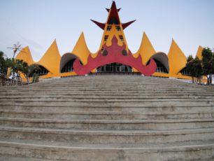 Menara Siger, Simbol Identitas di Ujung Tenggara Lampung