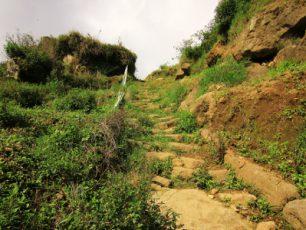 Ondo Budho, Jalan Utama menuju Dieng di Masa Lalu