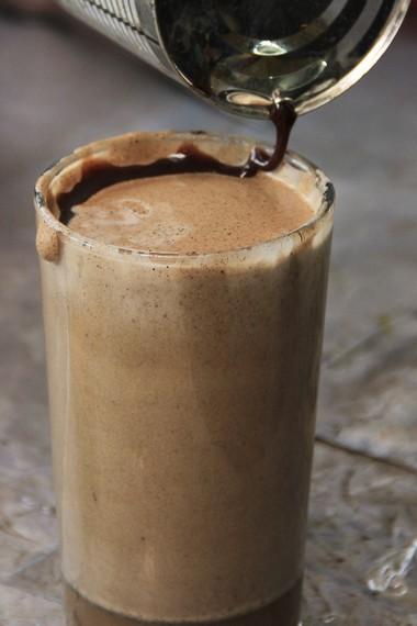 Selain rasanya yang nikmat kopi talua juga memiliki kandungan vitamin yang baik untuk tubuh