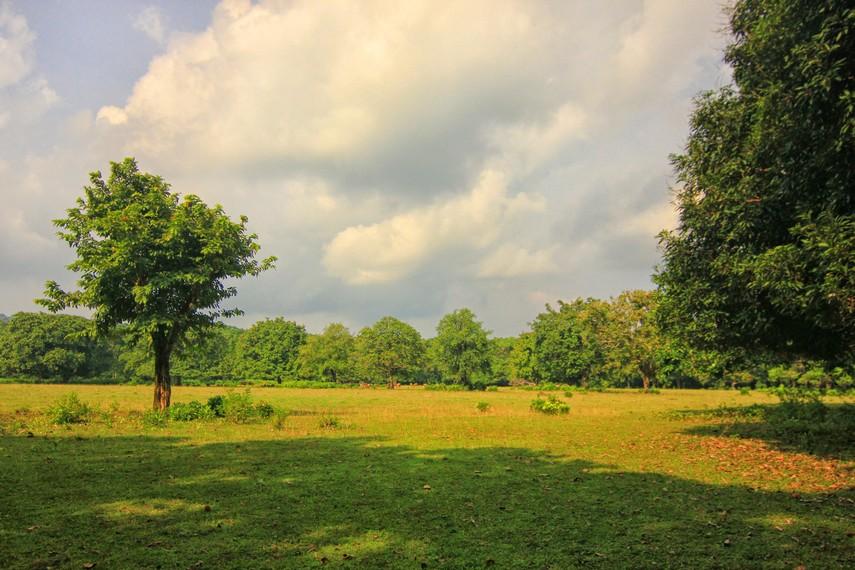 Padang Cidaon dapat ditempuh dari Desa Taman Jaya atau Desa Sumur, Banten