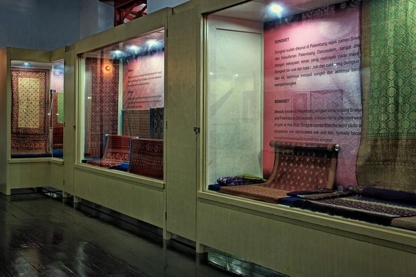 Museum Sultan Badaruddin II dibuka setiap hari dengan harga tiket yang sangat terjangkau
