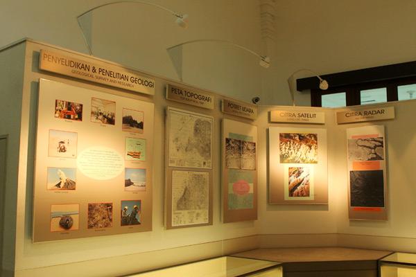Museum Geologi memperkaya wawasan masyarakat awam tentang berbagai aspek ilmu bumi