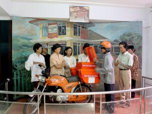 Mengenal Museum Pos Indonesia di Bandung