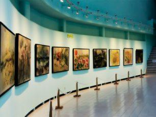 Berwisata Sambil Belajar di Museum Affandi