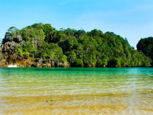 Surga Tersembunyi itu Bernama Pulau Sempu dan Segara Anakan