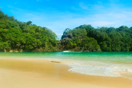 Pulau Sempu dan Segera Anakan yang disebut surga oleh sebagian wisatawan