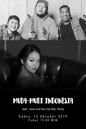 Muda – Mudi Indonesia oleh Saxx and the City feat. Nicky