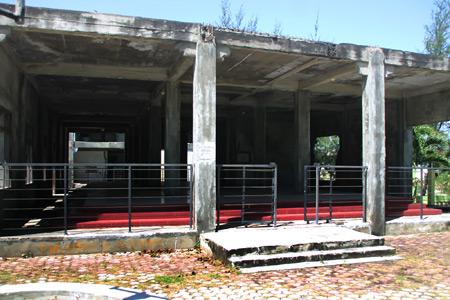 Tanggal 26 Desember setiap tahunnya, peristiwa Tsunami 2004 diperingati oleh warga Aceh di sini, khususnya oleh sanak kerabat yang selamat