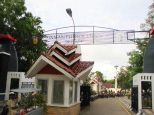Taman Putroe Phang, Sisa Kejayaan Masa Lalu Wahana Kreatifitas Masa Kini