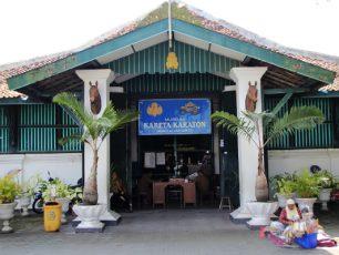 Menengok Sejarah Kereta Kuda di Museum Kereta Keraton Yogyakarta