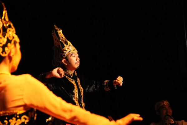 Visualisasi Prabu Siliwangi, sang penguasa Parahyangan yang bijak dan berwibawa