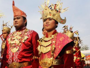 Masyarakat Adat Lampung Saibatin