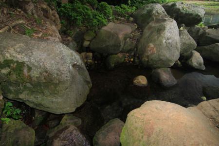 Di sini terdapat mata air yang dahulu digunakan Syekh Irengan untuk mengambil air wudhu