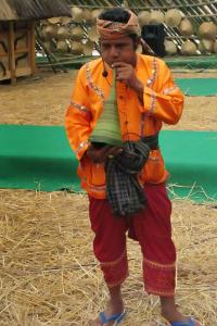 Pupuik batang padi adalah instrumen musik tiup khas dari Agam, Sumatera Barat