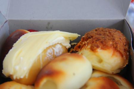 Banyaknya varian rasa yang ditawarkan roti unyil membuat pelanggan tidak bosan dan ingin mencoba lagi