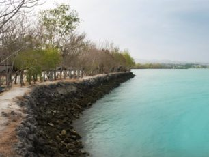 Pantai Duta Wisata, Rekreasi Pantai di Pinggir Kota Bandar Lampung