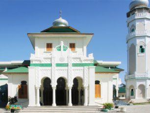 Masjid Baiturrahim, Saksi Kedahsyatan Tsunami di Ulee Lheue