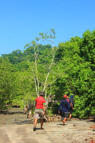 Pulau Tumbak menjadi salah satu pulau di gugusan bagian tenggara perairan Sulawesi Utara yang layak menjadi destinasi wisata baru