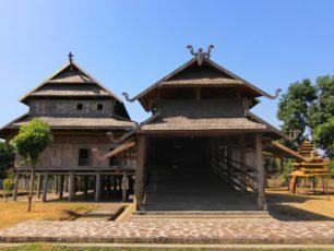 Istana Tua Dalam Loka Peninggalan Kejayaan Kesultanan Sumbawa, NTB