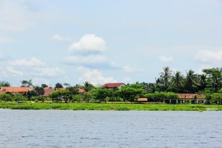 Situ Bagendit memiliki lahan dengan luas mencapai 125 hektare