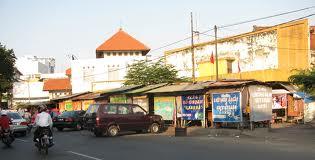 Kawasan Penjual Lontong Balap Di Surabaya