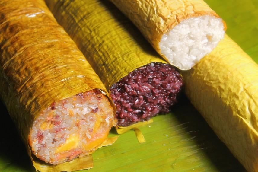 Lamang katan merupakan kuliner khas yang berkembang di berbagai wilayah persebaran kebudayaan Melayu, salah satunya di Sumatera Barat