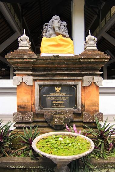 Museum Gedong Arca didirikan atas prakarsa sejumlah arkeolog, di antaranya R.P. Soejono