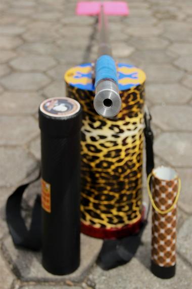 Sumpit selama ini dikenal sebagai salah satu senjata tradisional yang sering digunakan oleh suku Dayak di kawasan Kalimantan