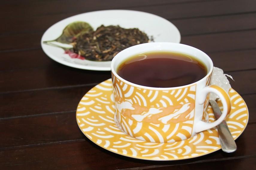 Teh solowi menjadi salah satu teh khas dari daerah penghasil teh di Indonesia Solo