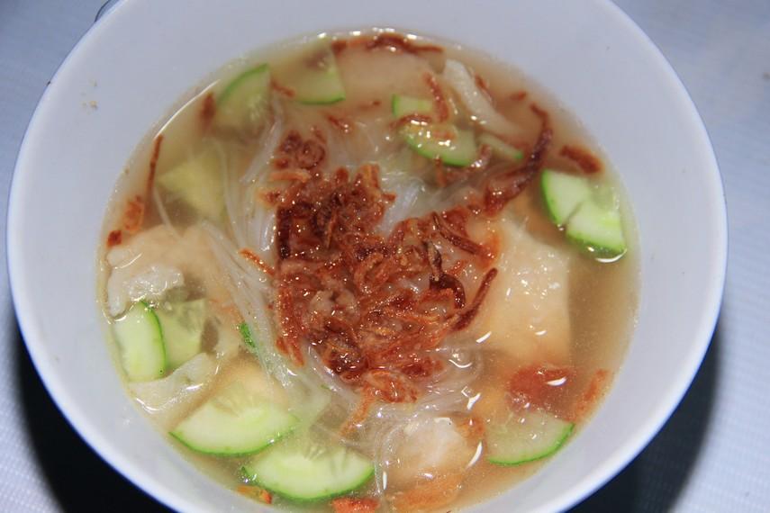 Selain Mpek-mpek, Model merupakan kuliner khas Palembang yang juga terbuat dari bahan utama ikan tenggiri