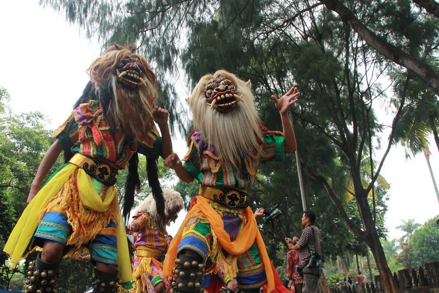 Reog rampak galuh jati adalah salah satu kesenian khas Indonesia yang selalu menarik perhatian pengunjung di setiap penampilannya