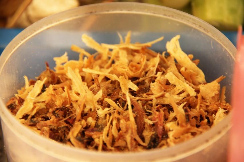 Juhi adalah sejenis udang yang telah dikeringkan