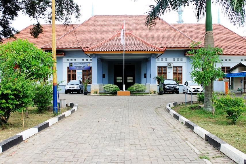 Lapas Anak Pria Tangerang terletak di Jalan Daan Mogot No. 29C, Tangerang