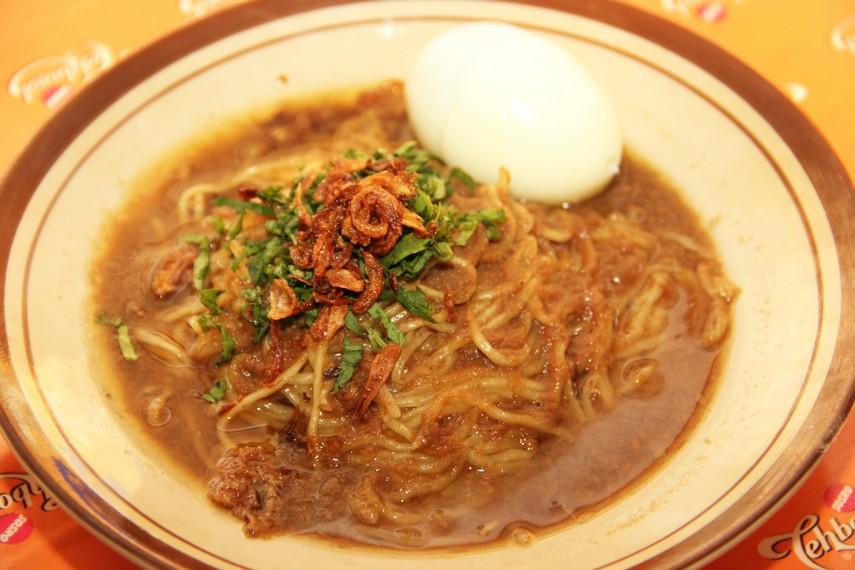 Mie koba menjadi salah satu mie yang harus dicoba ketika berada di daerah Pangkalpinang, Bangka