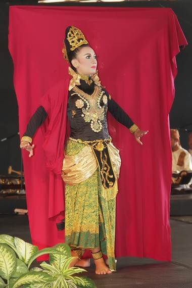 Pumamasari merupakan seorang putri Raja Pajajaran dari istri ketujuh yang dikenal sebagai sosok pemberani yang berhasil mengalahkan Jaya Antea