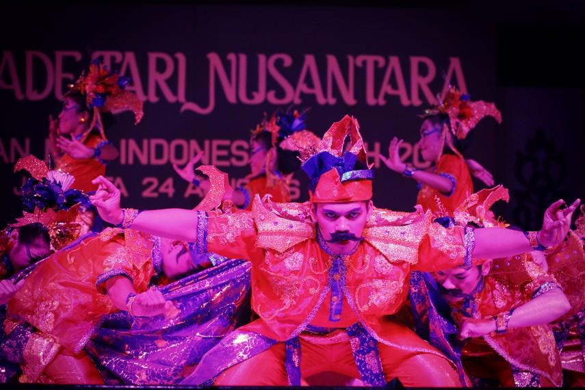 Tari Bayan Api merupakan tari kreasi yang menceritakan tentang kamajemukan kota Bagan Siapi-api