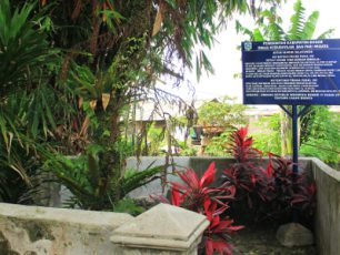 Situs Taman Sri Baginda Jalatunda, Tempat Semedi Para Leluhur