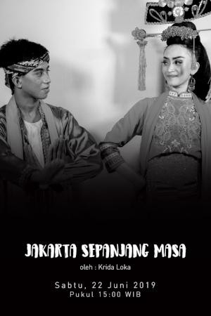Jakarta Sepanjang Masa oleh Krida Loka