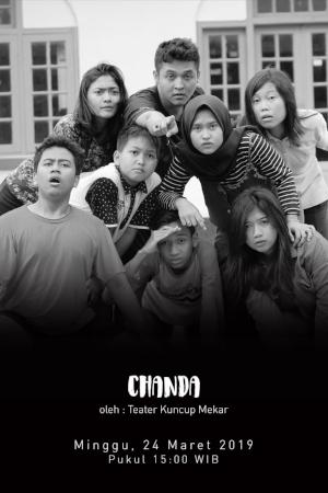 Chanda oleh Teater Kuncup Mekar