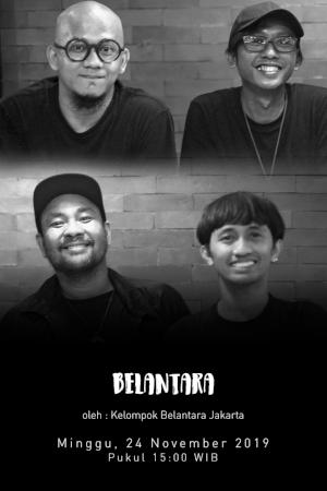 BELANTARA oleh Kelompok Belantara Jakarta