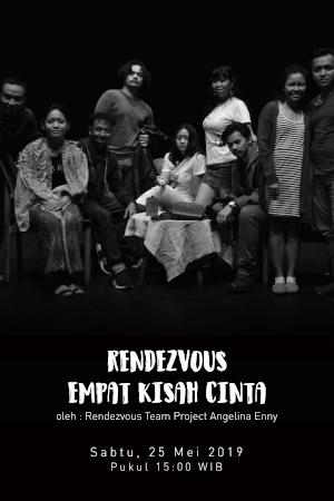 Rendezvous Empat Kisah Cinta oleh Rendezvous Team Project Angelina Enny