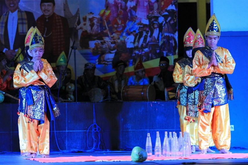 Seiring perkembangan kebudayan Minangkabau, Perlahan tari Piriang Talang semakin berkembang di Sumatera Barat