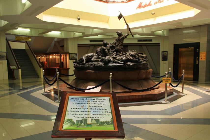 Museum 10 Nopember dibangun dengan tujuan utama mengenang kembali semangat pengorbanan arek-arek Suroboyo dalam mempertahankan kedaulatan RI