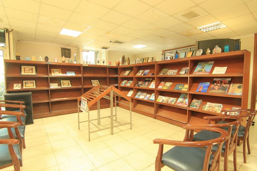 PDS HB Jassin merupakan satu pusat dokumentasi sastra terlengkap di dunia