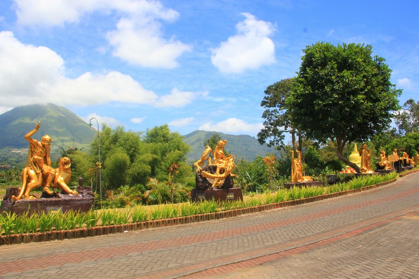 Vihara Buddhayana membuka mata dunia bahwa masyarakat Minahasa sudah sejak lama hidup dalam perbedaan