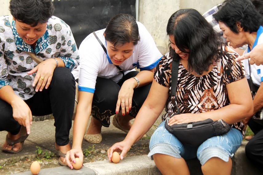 Perayaan pehcun selalu diperingati oleh perkumpulan Boen Tek Bio setiap tanggal 5 bulan 5 dalam penanggalan Khongcu Lek