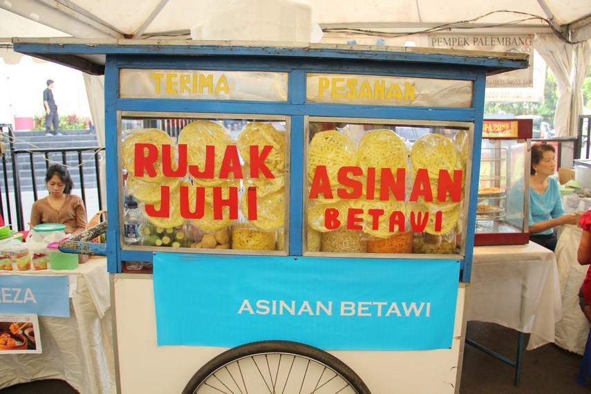 Rujak Juhi atau Mie Juhi merupakan kuliner khas masyarakat Betawi