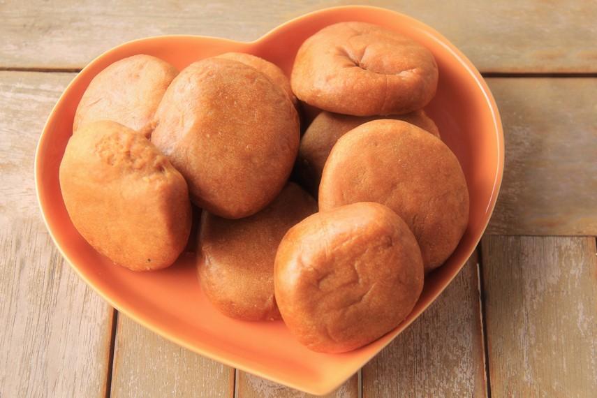 Nama Bong Li Piang memiliki arti kue kering nanas