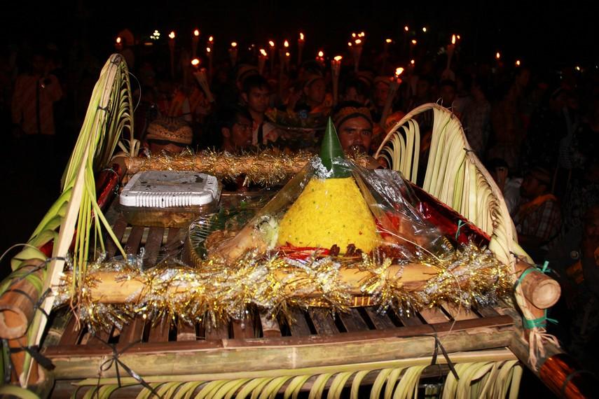 Tradisi malam satu Suro bermula saat zaman Sultan Agung sekitar tahun 1613-1645